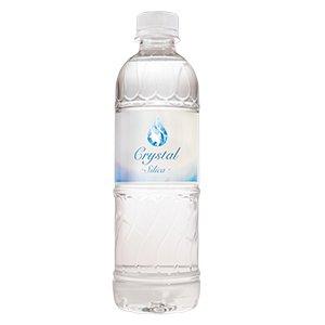 Crystal-Silica-(24本)プラズマ加工でカラダへの吸収力が段違い[クリスタルシリカ][シリカ水][飲む美容液]
