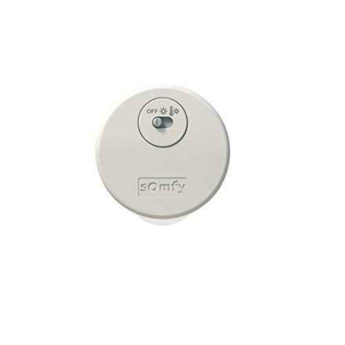 Somfy 9013708 Thermosunis Wirefree RTS-Funk-Innensensor, autonom
