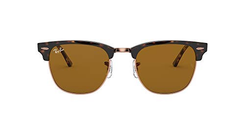 Ray-Ban RB3016 Clubmaster - Gafas de sol cuadradas