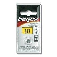 Eveready Energizer Watch Batteries 377BP - 1.5 Volt Each