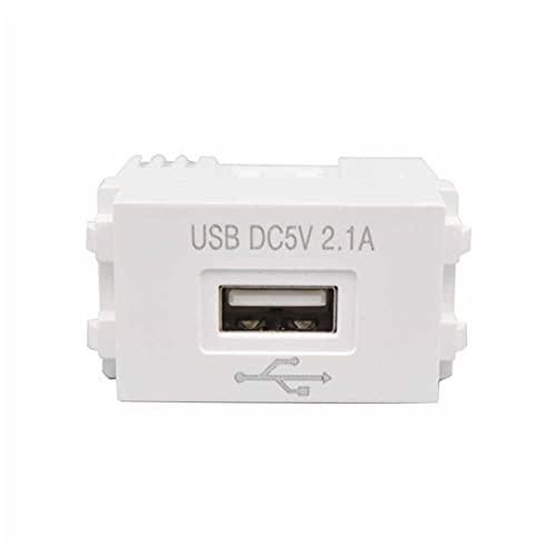 1PCS Module d'alimentation USB 220V Prise 5V transformateur 2.1A Panneau de Charge de téléphone Portable