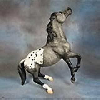 Breyer Dillion Roan Blanket Spotted Mustang Horse by Breyer