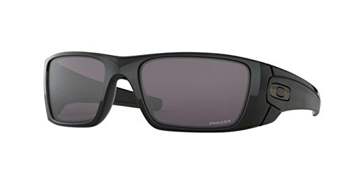 Oakley Fuel Cell, OO9096 (K2) Polished Black/Prizm Grey 60mm, Sunglasses Bundle with original case, and accessories (6 items)