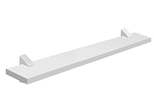 Prat-K Concept Prateleira Reta, Branco, 1. 5 X 10 X 60cm