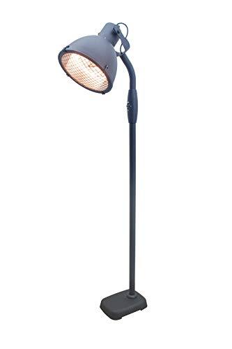 Jet-line Elektrischer Terrassenheizer Stehlampe Sirius Balkonheizung Terrassenheizstrahler Wärmelampe Neu Stehleuchte Wärmestrahler Design Heatspot