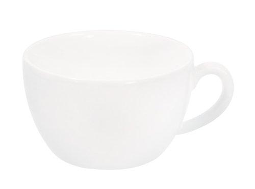 KAHLA Cappuccinotasse PRONTO 204708A90020, weiß, 0,25 l, 1 Tasse