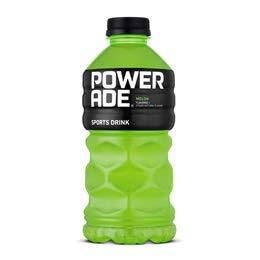 Evaxo Powerade Melon Bottles, 28oz, 15 Pack,
