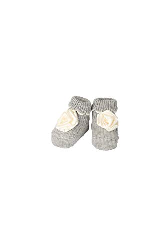 Ivory Babyschuhe 42093 0/3 Monate - Made in Italy, Mehrfarbig 0-3 Monate