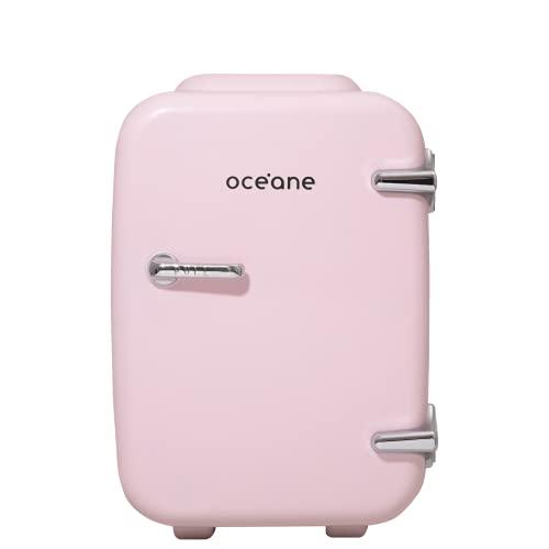 Océane Skincare Fridge Rosa - Mini-Geladeira 4L