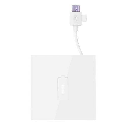 Nokia DC-18 Universal 1720mAh Portable Power Bank Emergancy Battery Charger with Micro USB Connection Compatible with Smartphones and MP3 Devices - White by Nokia
