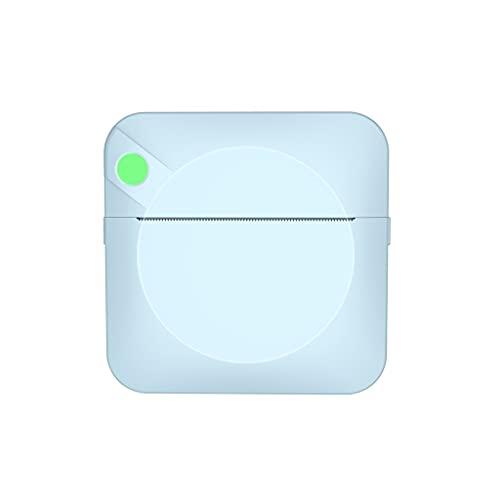 HEYLULU Impresora térmica de Etiquetas Papel de Impresora de 2.24X1.18in BT versión 200DPI Compatible con Sistemas telefónicos Windows MacOS