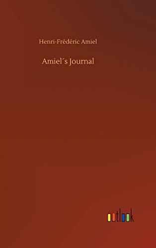 Amiel´s Journal