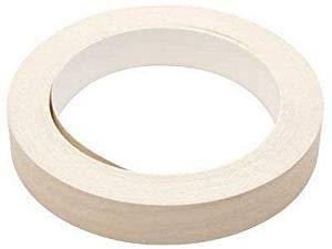 Melamin-Kantenband, selbstklebend, ideal für Küchen- oder Badezimmerschränke, 10 m x 18 mm, cremefarben