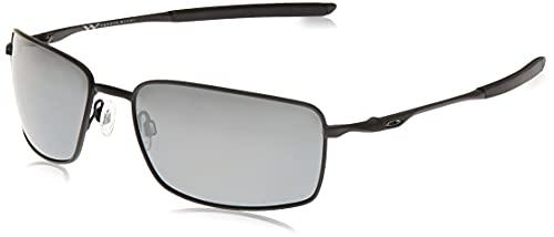 Oakley Square Wire Oo4075 407505 Polarizada 60 Mm Gafas de Sol, Multicolor, 60 Unisex