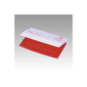 マックス 瞬乾スタンプ台 超微粒子油性顔料 中型(2号) SA-202SE 赤 1個入 ×5セット