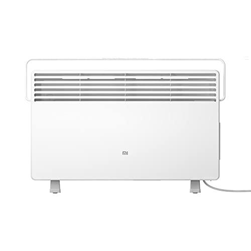 Xiaomi Mi Smart Space Heater S-Calefactor Eléctrico Inteligente, Potencia 2200W, Control Voz, Impermeabilidad IPX4, Anti-Deslizante