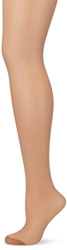 Nur Die Damen Matt Fein Strumpfhose BB Cream Effekt, 711541, 12 DEN, Gr. 44 (Herstellergröße: 40-44=M), Braun (amber 230)