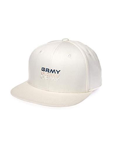 GRIMEY Gorra G-Skills Snapback FW17 White-Snapback