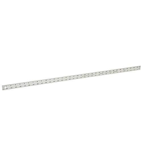 Mayes 10331 Aluminum Yardstick, 36-Inch