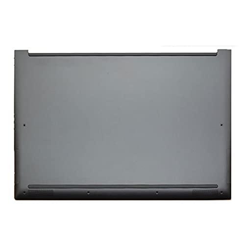fqparts Cubierta Inferior de la Caja del Ordenador portátil D Shell para Lenovo Yoga C930-13IKB Glass C930-13IKB Color Plata