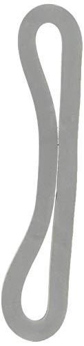 Chapuis LAST3 10-er Set Vierkant-Gummibänder für Camping - Breite 5 mm - Länge 80 mm