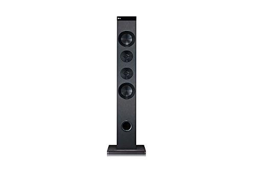 Lg 599371031 - torre de sonido fj1 con bluetooth - negro