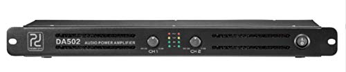 Xtreme Acoustics DA502 500wx2 channel Power Amplifier