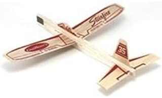 Paul K. Guillow, Inc. Model Plane Starfire Balsa WOD 35 Pack of 24