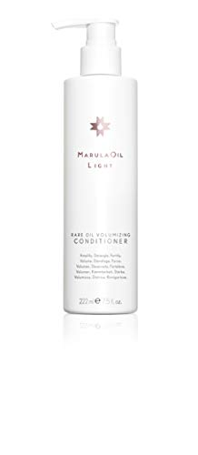 Paul Mitchell MarulaOil Light Rare Oil Volumizing Conditioner - Pflege-Spülung ideal für feines Haar, reparierende Haar-Pflege verleiht Fülle und Glanz, 222 ml