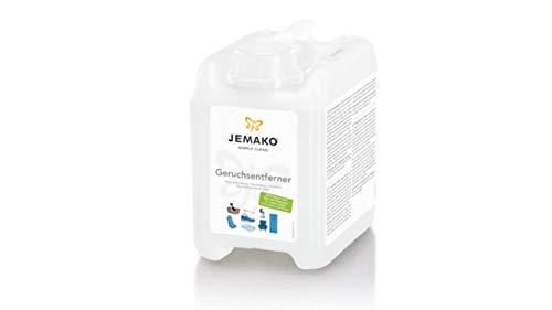 Jemako Geruchsentferner 2 Liter Kanister Neutralisierer Textilien Textilauffrischer Entferner unangenehme Gerüche