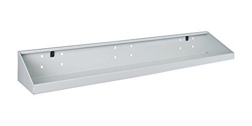 bott perfo Ablageschale L1, 1 Stück, 900 x 170 x 105 mm, lichtgrau, 14014006.16