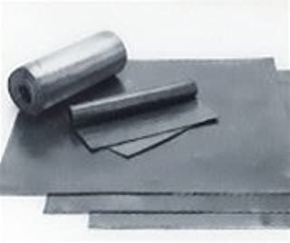Sheet Lead 1/8 inch X 12 inches X 12 inches by Rotometals