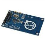 RYHTHYHTJUYQSD DIY 13.56MHz NFC/RFID Shield Module PN532 for Arduino - Blue