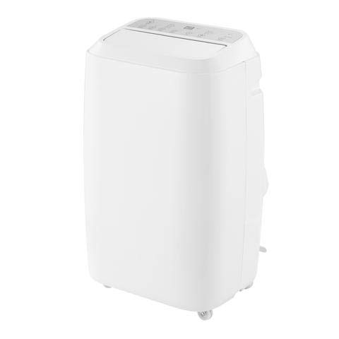 KoolBreeze P14HCR2 Portable Air Conditioner 4 in 1 Air Conditioning Dehumidifier Heating with Fan Function 14000BTU Remote Control LED Display 3 Fan Speeds 24 Hour Programmable Timer.
