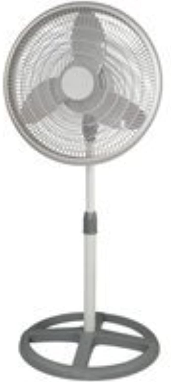 Camair PF160 Oscillating Pedestal Fan, 16