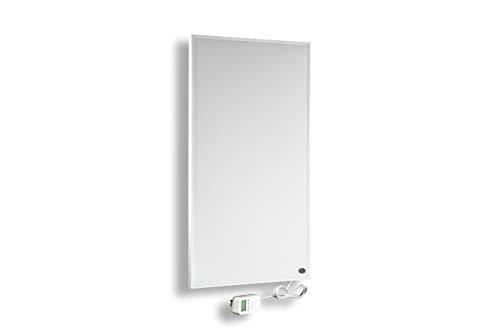 Könighaus Infrarot Heizung 800 und 1000 Watt mit 5 Jahren Garantie ✓Infrarotheizung für 12-34m² (1000 mit integriertem Smart Thermostat)