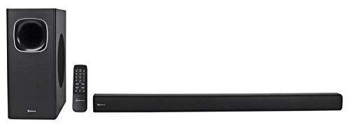 Rockville ROCKBAR 40' 400w Bluetooth Home Theater Soundbar System w/Wireless Sub