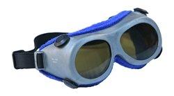 IPL Brown Contrast Enhancement Laser Safety Glasses - Model 55