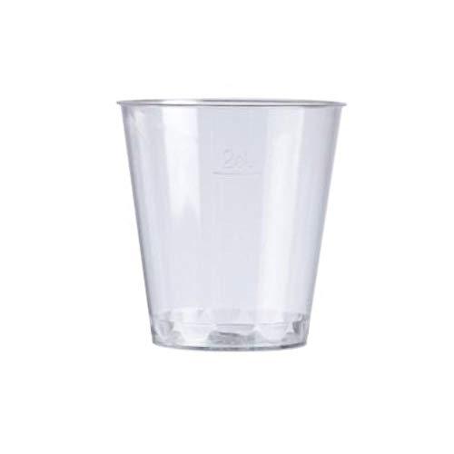 We Can Source It Ltd - Vasos de chupito de plástico totalmente...