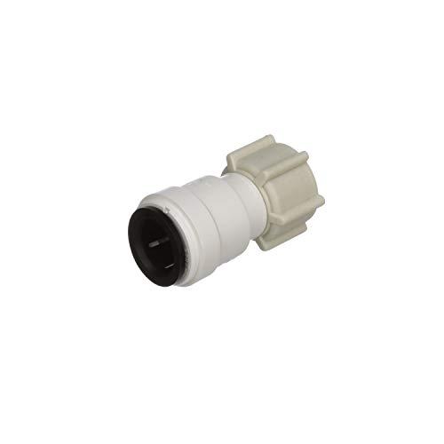 WATTS BRASS & TUBULAR - 1/2 x 1/2-Inch Female Pipe Thread Straight Adapter
