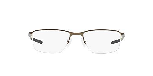 Oakley 3218, Monturas de Gafas para Hombre, Gris (Satin Pewter), 54