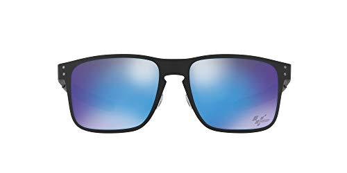 Oakley Holbrook Metal Oo4123 412310 55 Mm Gafas de sol, Matte Black, 55 para Hombre
