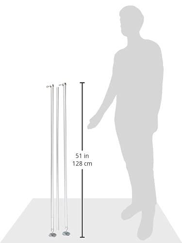 Trixie 4414 Spannstangen-Set, 1,28-3,20 m - 4