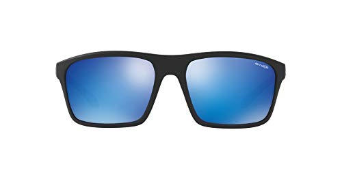 ARNETTE Sandbank Gafas de sol, Matte Black, 61 para Hombre