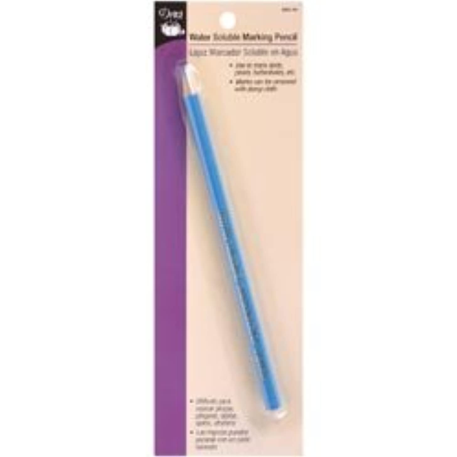 Bulk Buy: Dritz (6-Pack) Water Soluble Marking Pencil Light Blue 683-15