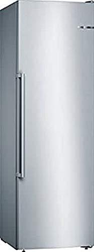 Bosch GSN36BI3P Serie 6 Freistehender Gefrierschrank / A++ / 186 cm / 237 kWh/Jahr / Inox-antifingerprint / 242 L / NoFrost / IceTwister