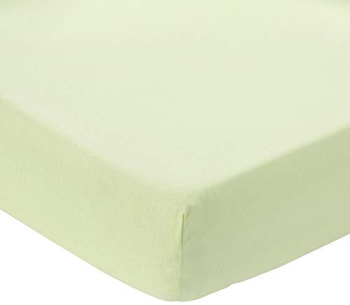 ComfortBaby 00010060-48 Spannbettlaken Beistellbett Plus, grün