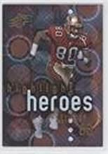 Jerry Rice (Football Card) 2000 SPx - Highlight Heroes #HH7