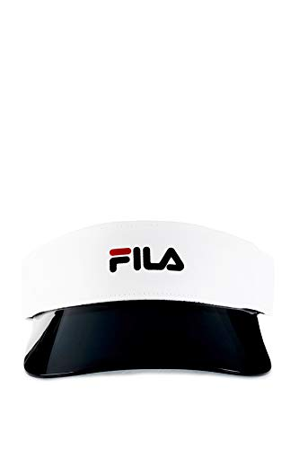 Fila Cappellino con Visiera in plexiglass