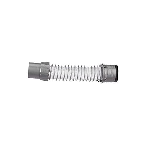 Manguera de aspiradora, flexible y corta manguera de aspiradora, piezas de repuesto, ligera, fácil de instalar, para accesorio Shark NV42